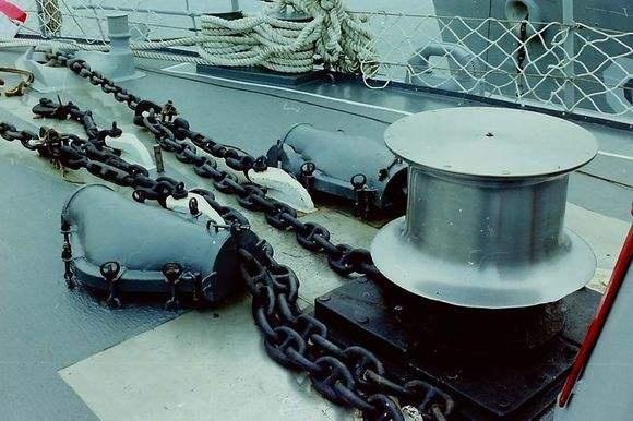 青島錨鏈價格