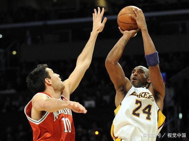 详解科比十大篮球绝技,最狠一招乔丹都不会!