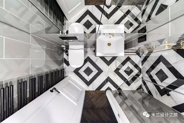 【现代】现代公寓这样的设计太牛了!-第13张图片-赵波设计师_云南昆明室内设计师_黑色四叶草博客