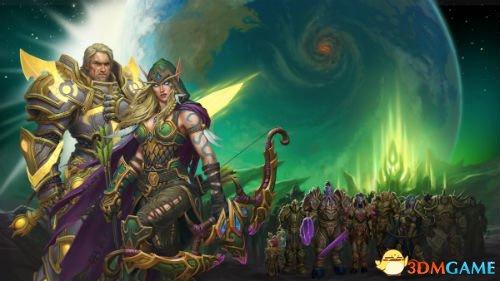 《魔兽世界》7.3阿古斯之影正式上线 打响终结之战