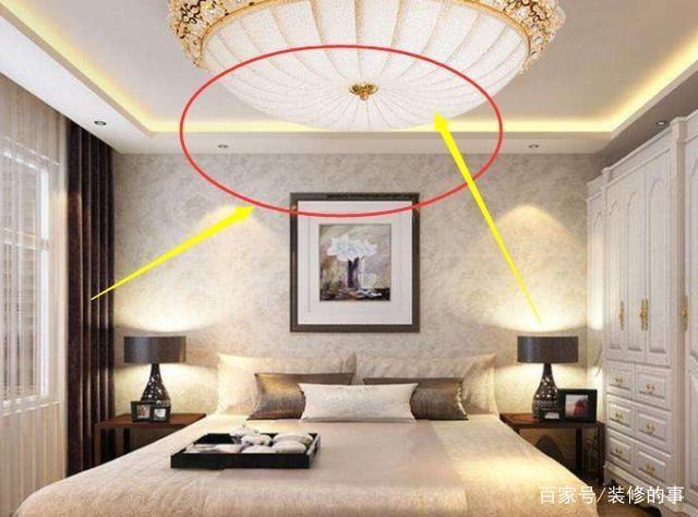 卧室安装水晶灯好吗?了解卧室水晶灯奥秘,大部分家庭都做错了