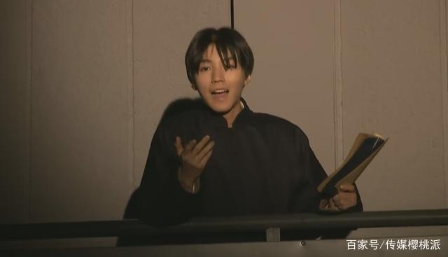 王俊凱畢業大戲不搶C位,為排戲睡在練習室,從愛豆變成科班演員