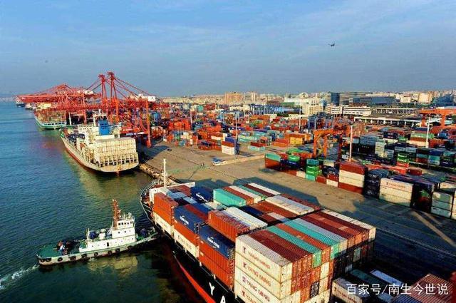 上半年中国与美国、日本、新加坡、俄罗斯等30国家进出口贸易对比