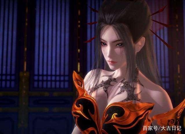 天行九歌:焰灵姬的结局会怎么样,被姬无夜霸占的可能性最大