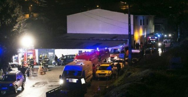 葡萄牙北部一楼房突发火灾 致8死38伤