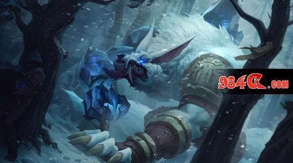 LOL全英雄推荐皮肤盘点(13):狼人沃里克 冰原猎手