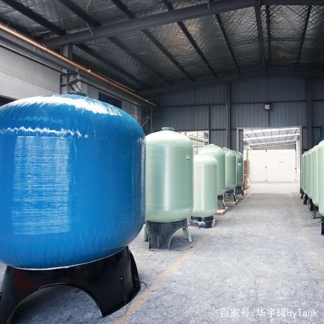 玻璃钢缠绕罐的构成与应用