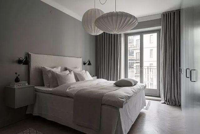 【现代】白+灰现代公寓, 塑造优雅设计感-第18张图片-赵波设计师_云南昆明室内设计师_黑色四叶草博客