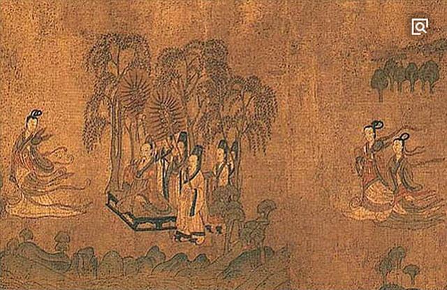 中国古代十大传世名画个个价值连城,《清明上河图》只能排第七