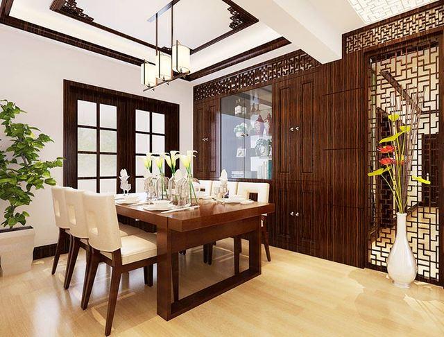 11款新中式餐桌椅,布置雅致餐厅