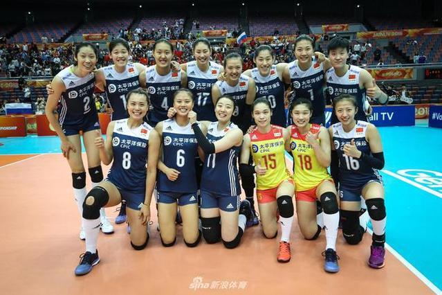 女排世锦赛6强分组相对均衡 中国晋级4强前景好