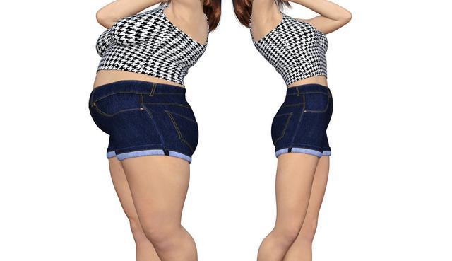 减肥瘦肚子,6个腹部基础动作,助你三个月减掉-轻博客