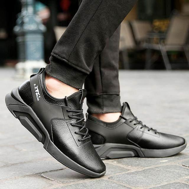 大年初一,穿上這幾款男士休閒鞋時尚又舒適,你就是No.1