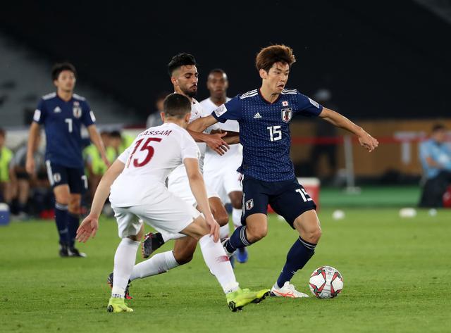 足球--决赛:日本队对阵卡塔尔队(3)