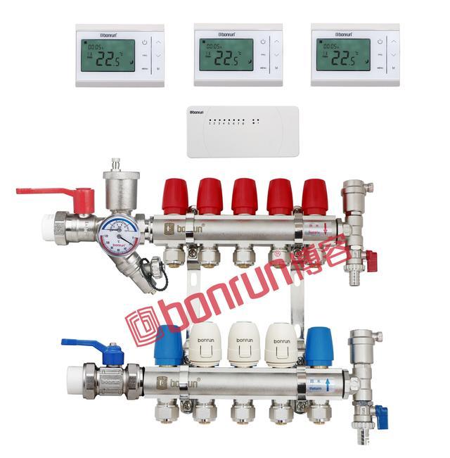 地暖分水器工作原理和作用
