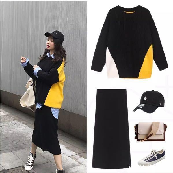 秋冬时节,8种经典毛衣搭配,既保暖又时髦好看,很值得我们借鉴