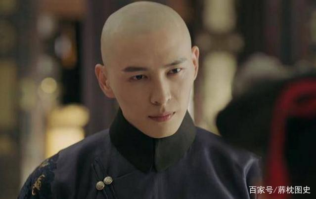 雍正皇帝三个儿子:弘历继位,弘时赐死,只有他装