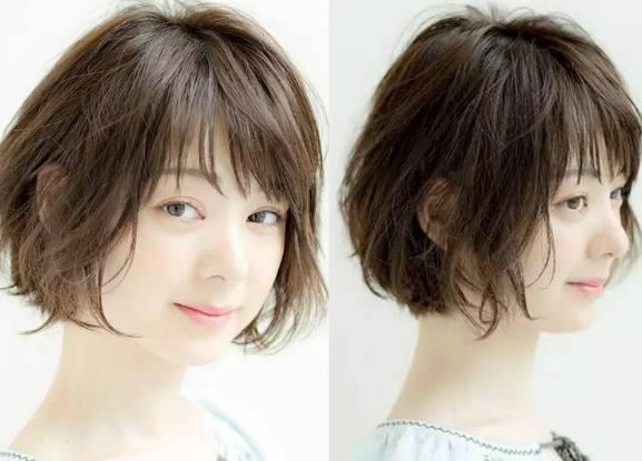 這四款髮型剪出來,臉馬上小一倍