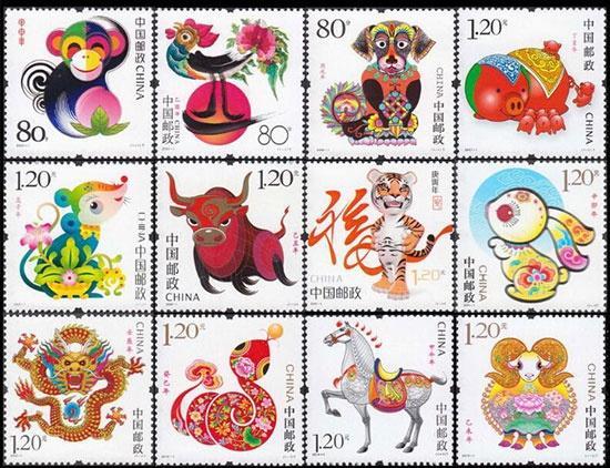 己亥猪年生肖邮票首发 最早生肖邮票为猴票