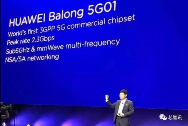 巴龙5g01Balong 5G01和5G商用终端——华为5G CPE