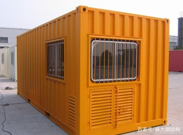 宜昌集装箱活动房进行装修过程中的注意事项(图1)