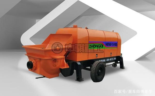 混凝土输送泵使用不当的危害