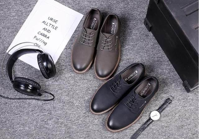 男士選購商務休閒鞋秘訣!有多少男士知道