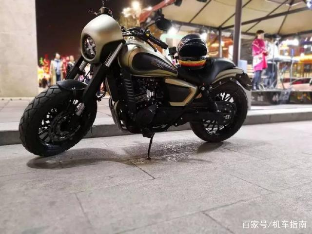 朝鲜都改革开放了,国产摩托车还有理由不崛起