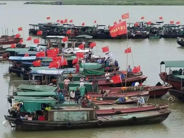 2018余干中国鄱阳湖开湖民俗文化旅游节开幕