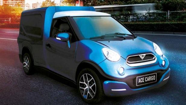 南澳大利亚的Ace EV公司推出其第一款电动货车