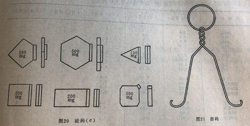 砝码的性状和结构及材料(图2)