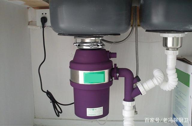 中美合资爱迪生垃圾处理器 爱迪生净水器