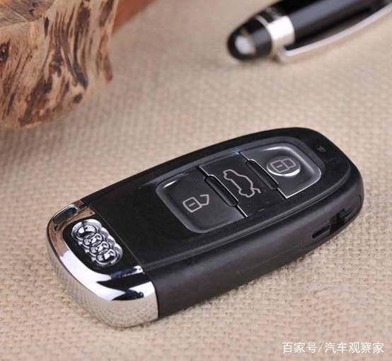 汽车遥控钥匙中有哪些隐藏的功能?