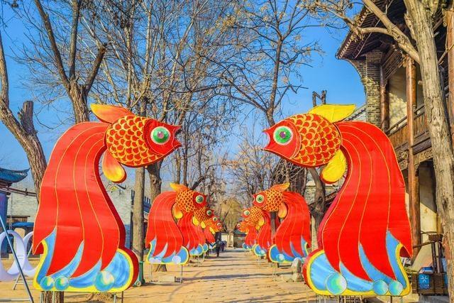 春节期间郓城县游客接待量再创新高