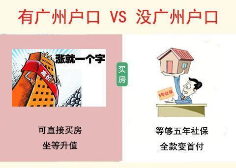 外地户籍在广州生活的四种辛酸历程,你中了几个?全中的举手!|其它城市户口信息-厦门户