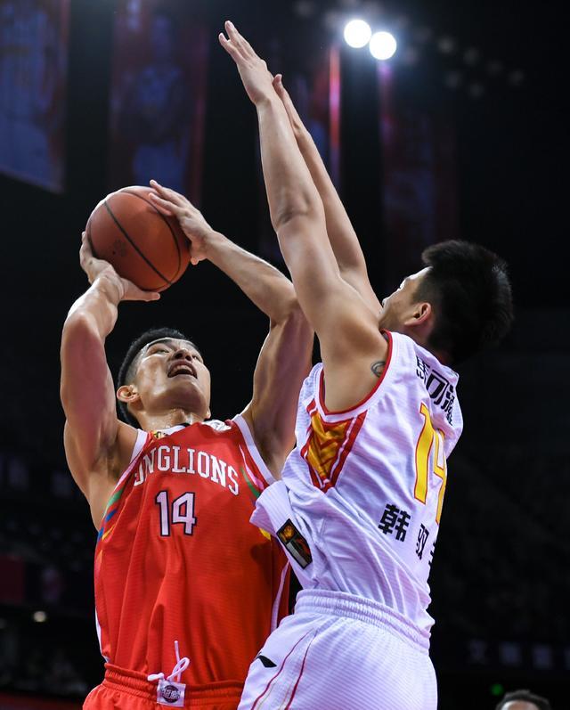 篮球--CBA:深圳马可波罗胜时代中国广州