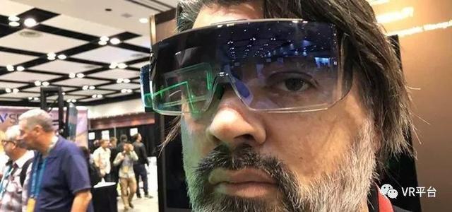 哪款AR眼镜好?看看2018最新AR眼镜排名 AR资讯 第7张