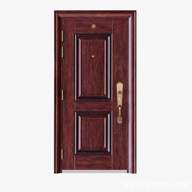 家居干货:你的防盗门真的防盗吗?(防盗门知识大全)莱芜防盗门换锁(图1)