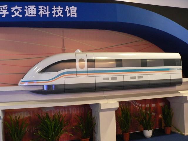 商用磁浮3.0版来了:无人驾驶磁浮列车明年下线