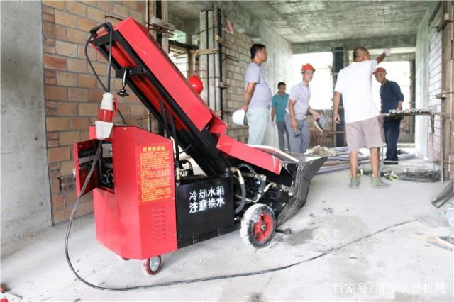二次结构混凝土输送泵的知识,快来get一下新技能吧!