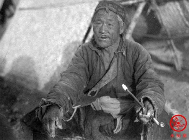历史照片:民国山东大饥荒 百万灾民闯关东