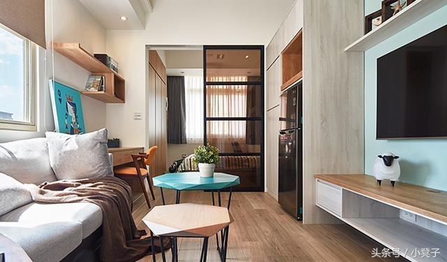 45平米公寓装修 45平米公寓怎么装修好看