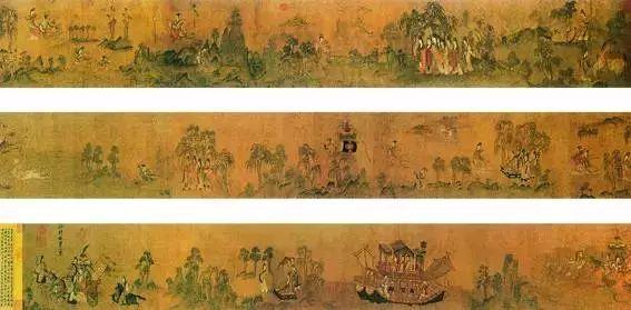 你要知道的中国名画!