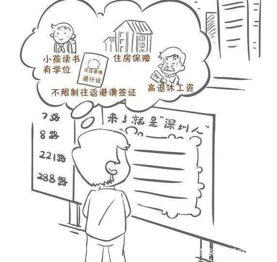 原来办理深圳户口有这么多好处,羡慕已是深圳户口的人|其它城市户口信息-厦门户