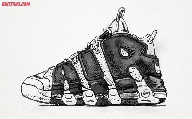 u=865920026,3674163485&fm=173&s=EDBEA7577E937BEDEE2139C60100A0E1&w=640&h=397&img - NIKE球鞋經久不衰的奧義:由90年代籃球鞋開啟的
