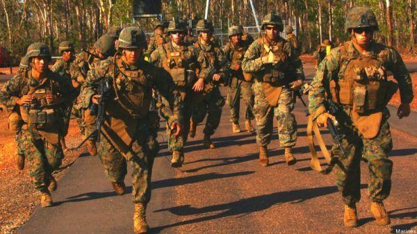 澳外长称美拟在澳建设新军事设施 西方媒体又扯上中国