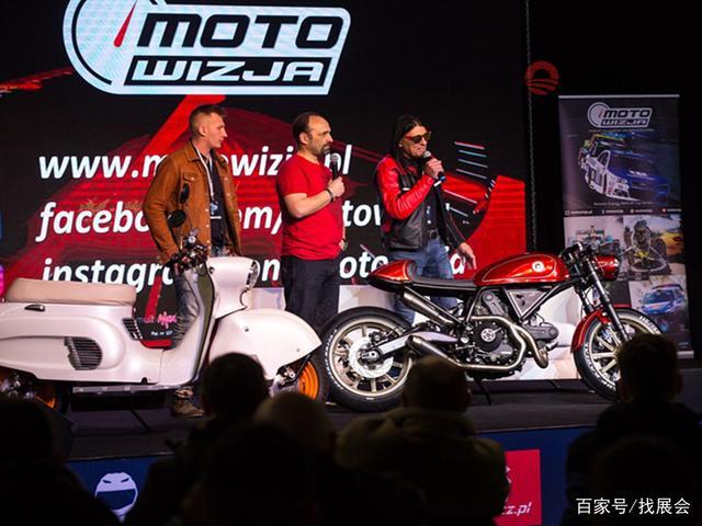 2021年波兰摩托车及新能源电动车展MOTORCYCLESHOW