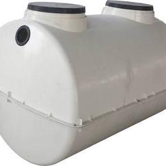1立方/2立方/1.5立方/2.5立方模压玻璃钢化粪池三格模压化粪池