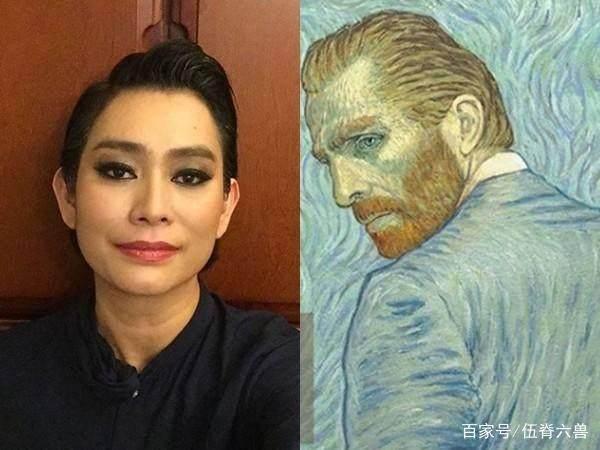 """1000元意外买到30亿梵高名画?这位泰国女歌手真的要""""上天""""了!"""