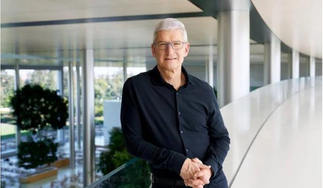 蘋果 CEO 蒂姆·庫克 2020 年薪酬 1400 萬美元